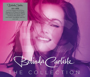 """Belinda Carlisle releases her third greatest hits album """"The Collection"""""""