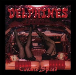 """Kathy Valentine's band The Delphines releases the album """"Cosmic Speed"""""""