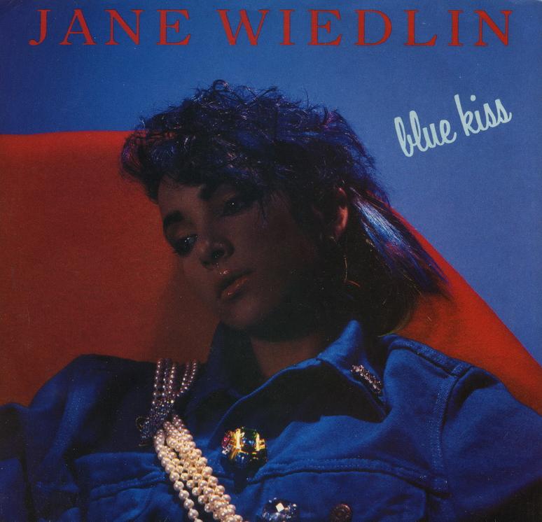 """Jane Wiedlin releases her single """"Blue Kiss"""""""