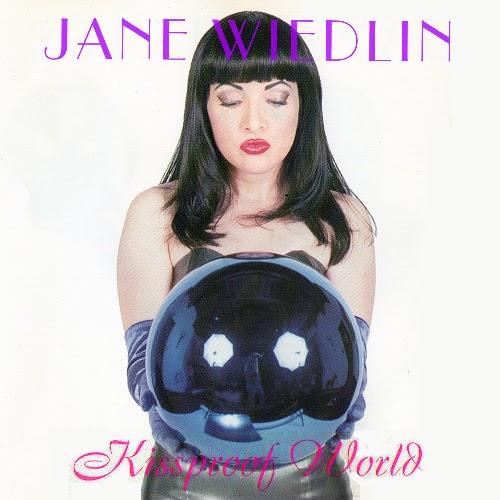 "Jane Wiedlin releases solo album ""Kissproof World"""