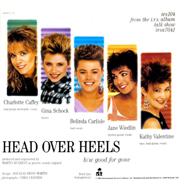 """""""Head Over Heels"""" single released in U.S."""
