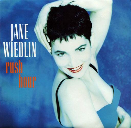 "Jane Wiedlin releases her single ""Rush Hour"""