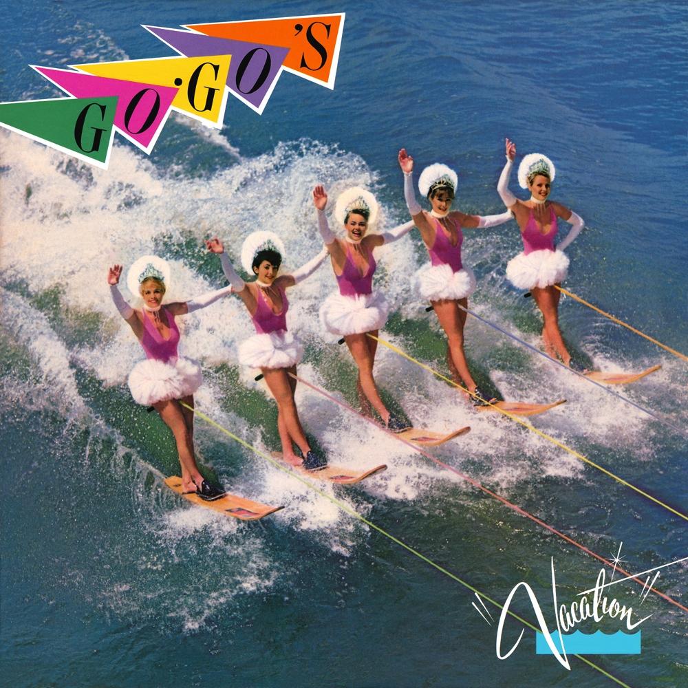"The Go-Go's begin recording their album ""Vacation"""