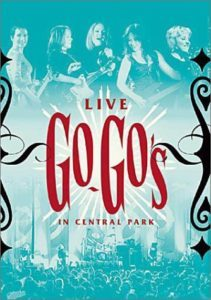 The Go-Go's Live In Central Park is released