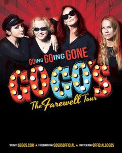 The Go-Go's Announce Farewell Tour